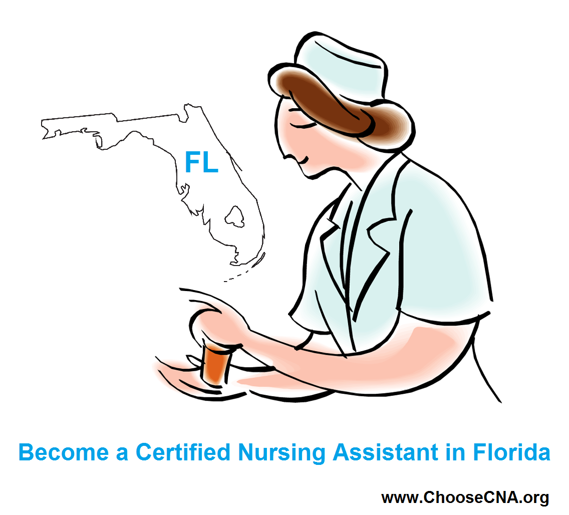 Florida cna certification guide become a cna in fl xflitez Choice Image