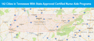 Approved CNA Programs in Tennessee