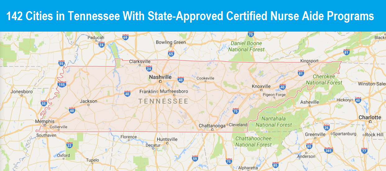 How To Become A Certified Nurse Aide In Tennessee Choosecna