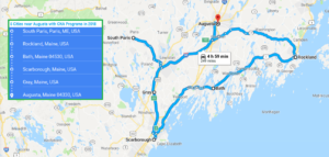 CNA programs in Augusta, Maine or nearby